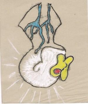 Ilustración: JOSE SANTOS / Separated by a dream
