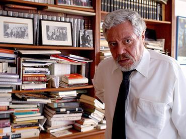 Adolfo  Castañón. Foto Especial.