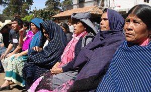 Mujeres indigenas de México. Foto: Proyecto 40.