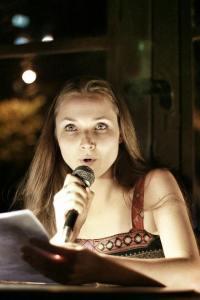 Natalia Litvinova. Foto de Marco Zanger.