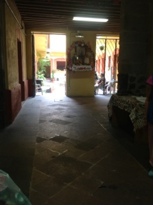 Casa Xochiquetzal. Foto: Edith Carbajal Triano.
