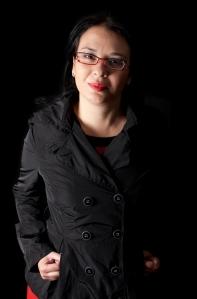 Liliana Pedroza Castillo. Foto de Alicia Arvayo.