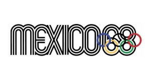 Olimpiadas de México 1968. Imagen especial.