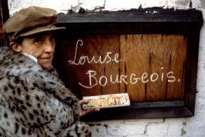 Louise Bourgeois. Foto Especial.