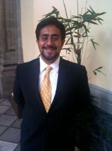 Salvador Venegas-Andraca. Foto Cortesía.