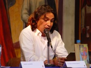 Mario Eraso Belalcázar. Fotografía de Eduardo Estala Rojas.