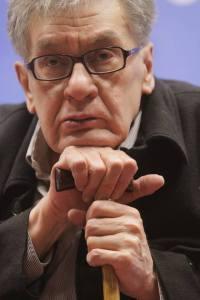 José Emilio Pacheco, Fotografía de Gorka Lejarceg.