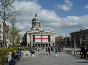 Nottingham, Reino Unido. Fotografía de Eduardo Estala Rojas.
