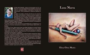 """""""Luna Nueva"""", Elena Ortiz Muñiz. Harmonía Editores Inc. Colección Libélula.  República Dominicana, 2014.  ISBN: 978-9945-8933-3-5."""