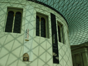 El Museo Británico, Londres, Reino Unido. Fotografía de Eduardo Estala Rojas.