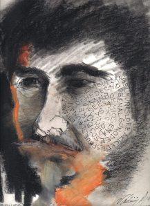 Miguel Ángel Muñoz.  Arte: Vladimir Cora, México, 2014.