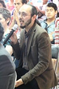Dr. Paniel Reyes Cárdenas. Photo: Universidad del Golfo de México, rectoría centro.