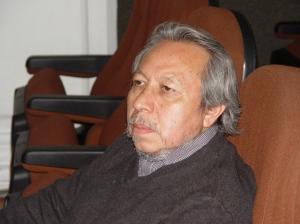 A. J. Aragón. Foto: Eduardo Estala Rojas.