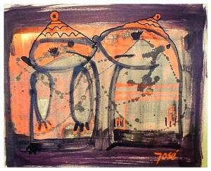 Art work by José Santos: http://www.jsantos.co.uk/