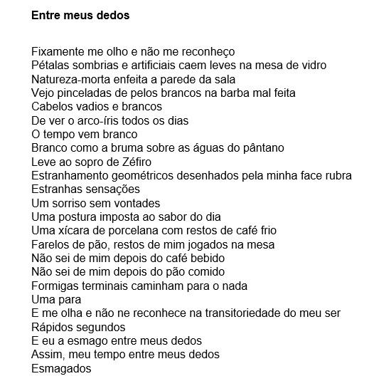 Poema Mauricio G.