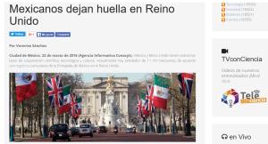 El MCC en la Agencia Informativa del Consejo Nacional de Ciencia y Tecnología CONACyT, México: http://www.conacytprensa.mx/index.php/tecnologia/tic/6092-mexicanos-dejan-huella-en-reino-unido