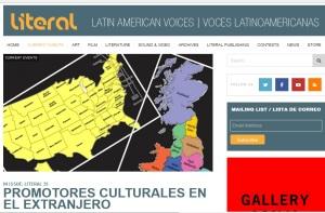 """El MCC en la revista latinoamericana """"Literal"""" de los Estados Unidos. http://literalmagazine.com/promotores-culturales-en-el-extranjero/"""
