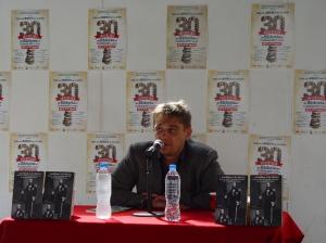 Dr. Andreas Kurz. Fotografía: Eduardo Estala Rojas.