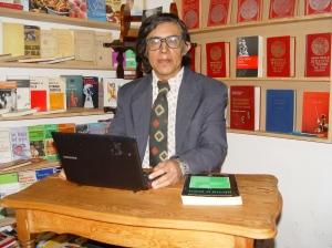 Ing. Gustavo Cabrera Flores. Fotografía: Eduardo Estala Rojas.