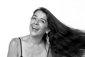 Adriana Puente. Fotografía: Maricela Figueroa Zamilpa.