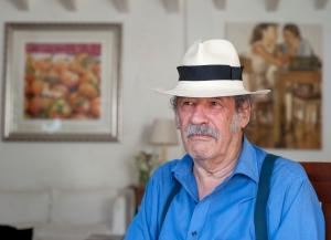 Óscar Méndez. Fotografía: Guillermo Reza.