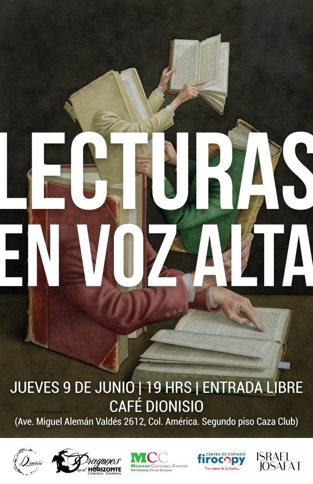 Lecturas en Voz Alta. Tijuana, BC. México. 2016...