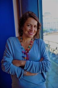 Jacaranda Correa. Fotografía: Cortesía la cineasta mexicana.