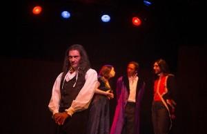 Conde de Montecristo 2014 Teatro Victoria en Madrid.