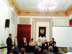Se llevó a cabo con éxito el XIX Encuentro Internacional de Didáctica de la Lógica (EIDL) y el 6º Simposio Internacional de Investigación en Lógica y Argumentación (SIILA), en la Casa Universitaria del Libro, UNAM, México, del 15 al 18 de noviembre de 2016. El magno evento lo organizó la Academia Mexicana de Lógica (AML), Taller de Didáctica de la Lógica (TDL), Universidad Nacional Autónoma de México (UNAM), Instituto de Investigaciones Filosóficas (IIF-UNAM), Mexican Cultural Centre (MCC). Fotografía: Academia Mexicana de Lógica.